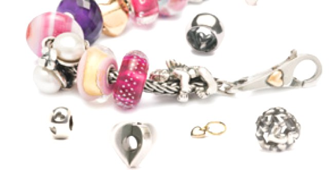 AUTHENTIC TROLLBEADS 11435 GRADUATION STERLING SILVER SCHOOL COLLEGE