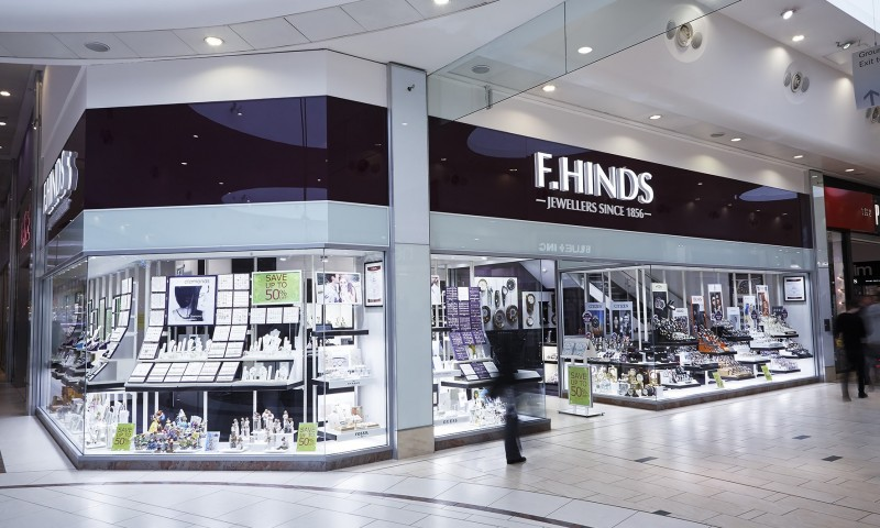 f hinds opens doncaster store jewellery focus