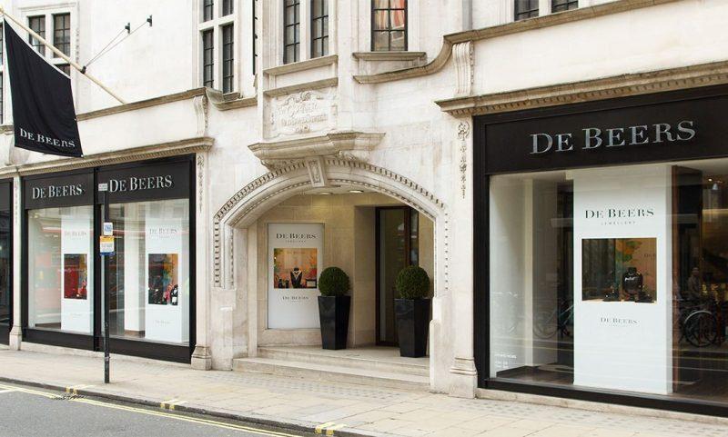 De Beers Group sixth cycle diamond sales reach £374m