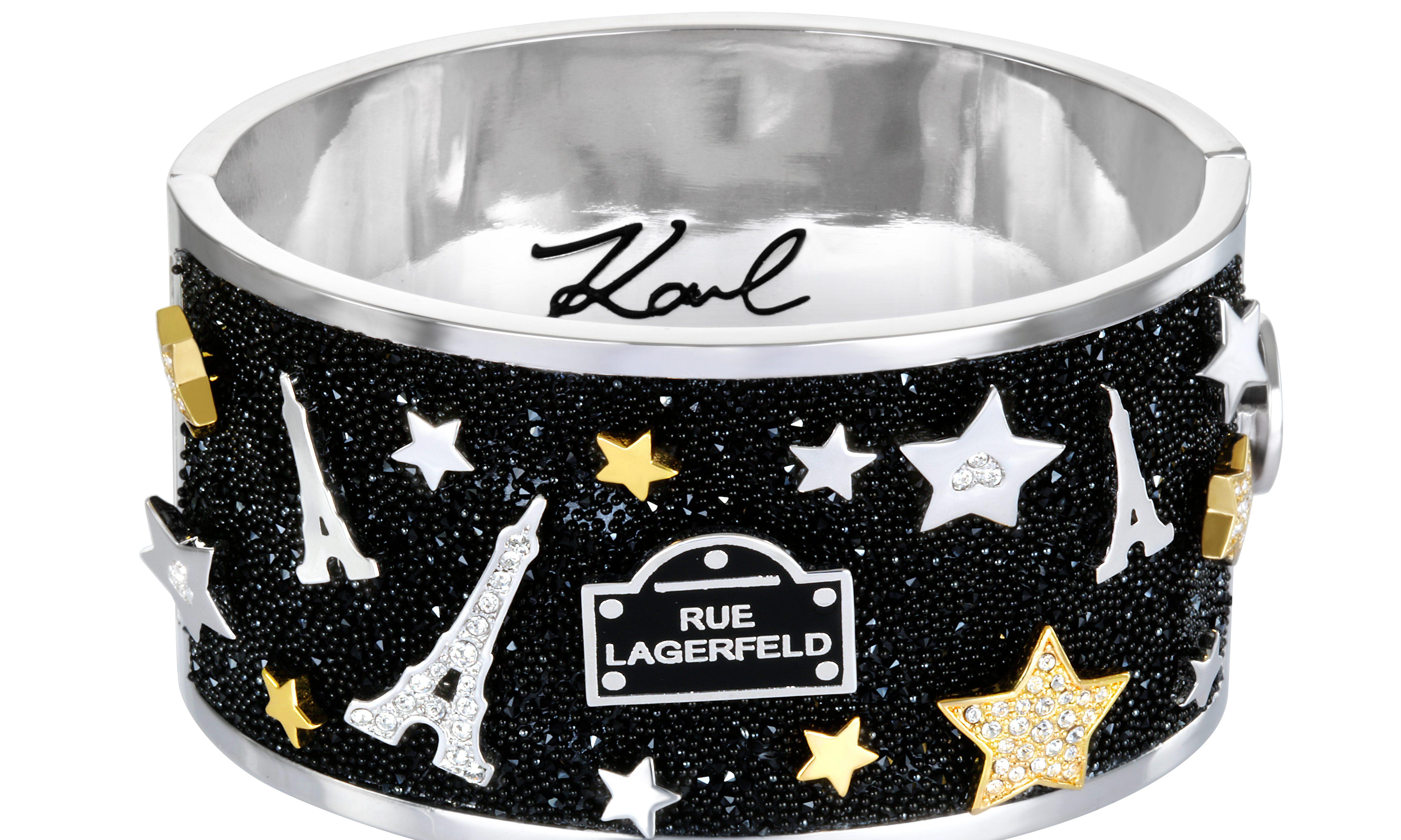 Karl Lagerfeld bangle
