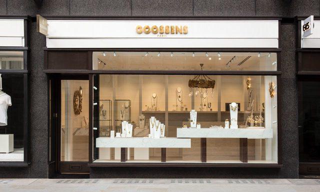 Goossens launches London flagship boutique