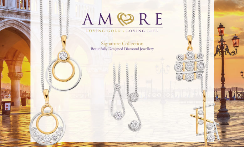 Amore launches 'Loving Life' collection