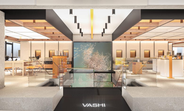 Vashi to open seventh and largest store in Covent Garden