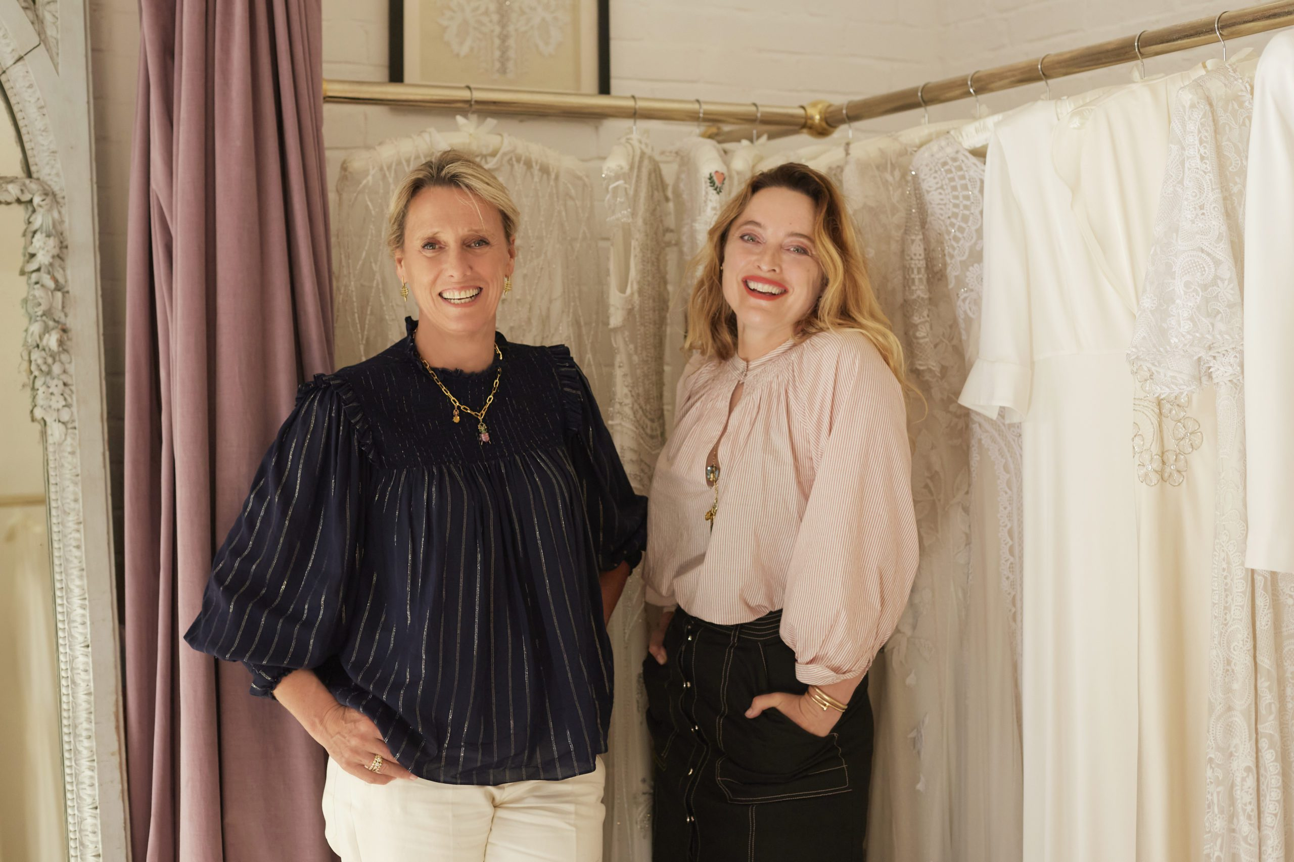 Annoushka Ducas and Alice Temperley launch collaboration